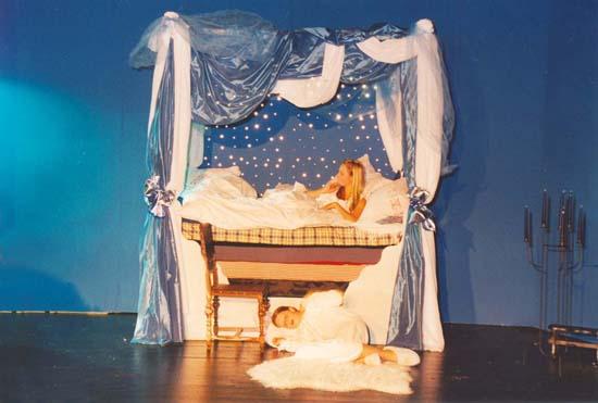 Prinzessin auf der erbse film  Kostümnäherei Schnabelwaid - Galerie